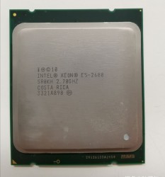E5- 2680 INTEL XEON PROCESSOR 8C 2.7GHZ 20MB 1600MH
