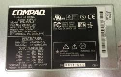 243406-001 237046-001 249687-001 HP 350W POWER SUPPLY FOR ML350 G2 BULK PULL
