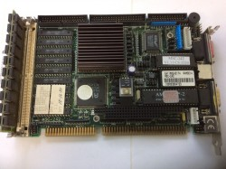 MITAC CIRCUIT BOARD CARD R4M3-E14 MSC-242 MSC242