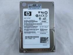 """HP DG0300BAHZQ 492619-002 300GB 2.5"""" 10K SAS Hard Drive"""