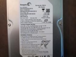 """Seagate ST3250823AS 9Y7383-301 FW:3.03 WU 250gb 3.5"""" Sata HDD"""