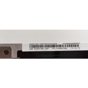 IBM 14.0 LED LENOVO FRU 00HT568 With Touch Screen Refurbished
