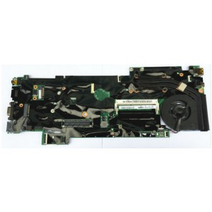 Original laptop motherboard FOR Lenovo Thinkpad T431S Ultrabook 04X0796 I5-2435M SLJ8A QM77 DDR3
