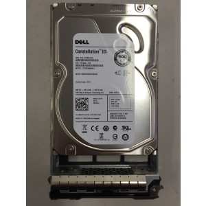 "Dell PowerEdge Hot Swap 500GB 7.2K 6G 3.5"" SAS Hard Drive PN 06VNCJ"