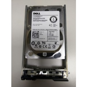 "Dell PowerEdge 9W5WV 1TB 7.2K 6G SAS 2.5"" Hard Drive 09W5WV Seagate ST91000640SS"