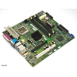 Dell 0G8310 G8310 Mainboard für Optiplex GX280 GX 280 Intel Sockel 775 4x DDR2