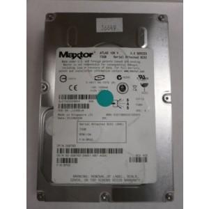 """Dell Maxtor G8763 0G8763 73GB 10K 3.5"""" SAS Server HDD"""