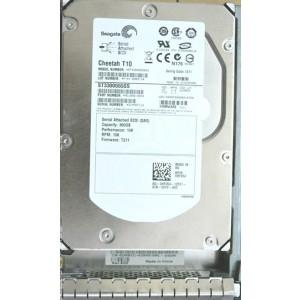 """Dell Seagate ST3300555SS JW552 0JW552 300GB 10K 3.5"""" SAS HDD"""