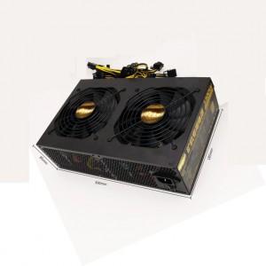 3300W ETH Ethereum  Bitcoin Series Miner PC Power Supply PSU