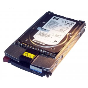 "HP 351126-001 300GB 10K 3.5"" SCSI Ultra 320 Hard Disk Drive"