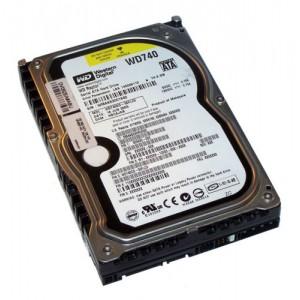 "HP 405423-001 355932-002 WD WD740GD-50FLC0 74GB 10K 3.5"" Raptor SATA HDD"