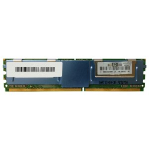 408853-B21 PC2-5300 4GB (2X2GB) 667MHZ CL5 ECC DDR2 SDRAM DIMM