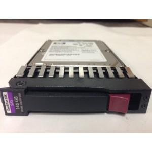 HP 418399-001, 418367-B21, 146GB 10K SAS 2.5'' SFF Dual Port Hard Drive
