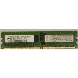 4GB ( 2x 2GB ) IBM PC2-5300P DDR2 ECC reg. 41Y2770 41Y2771 38L6043