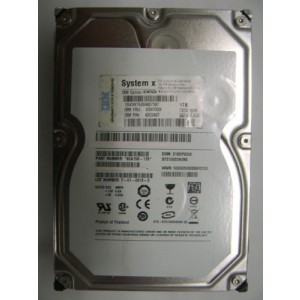 IBM 1TB 43W7626 SATA 7200 RPM 3.5 inch HS