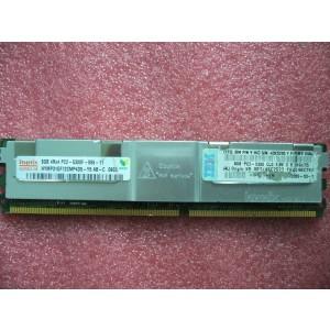 QTY 1x 8GB DDR2 PC2-5300F ECC FBD Server memory IBM P/N 43X5285 46C7576