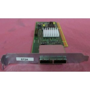 IBM 44V8579 3GB 2 PORT PCI-x 2.0 DDR SAS ADAPTER CARD