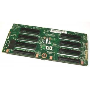 507690-001 HP DL380 G5p G6 SFF 8 Drive SAS Backplane 451283-002
