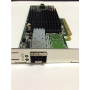 HP 489192-001 8GB PCIe Single Port HBA AJ762-63001 LPE12000 Full Height Bracket