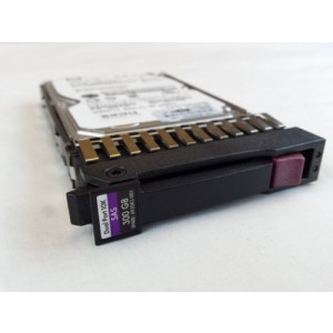 HP Genuine 300GB SAS 10K 3G SFF 2.5'' DP Hard Drive 492620-B21 493083-001