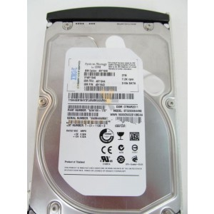 49Y1945 49Y1940 49Y1944 IBM 2TB Dual Port SATA 3.5'' HS HDD for DS3200 DS3400 FC 5423 NEW