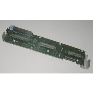 DELL POWEREDGE 1650 3X1 SCSI BACKPLANE BOARD 4F884