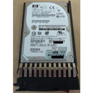 HP - 512545-B21 - 72GB 6G SAS SFF (2.5-inch) Dual Port Enterprise - 512743-001