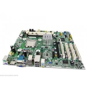 HP Compaq 8000 Elite Tower Motherboard + CPU SLB9J P/N 536883-001 536455-001