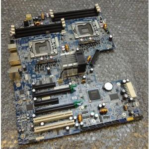 For HP Z600 Workstation Dual Socket LGA1366 / 1366 Motherboard 591184-001 460840-003