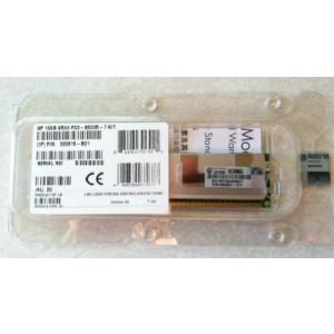 593915-B21 595098-001 HP 16GB 1x16GB QR x4 PC3-8500 DDR3-1066 Reg CAS-7 Memory