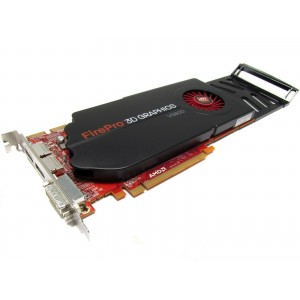HP ATI Firepro V5800 1GB GDDR5 memory PCIe 2.1 x16 Graphics 608530-003 608888-001 Card