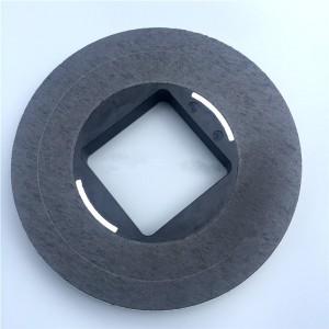 61.101.2022 Offset printing Machine parts Heidelberg SM102 Brake pad OD=162MM