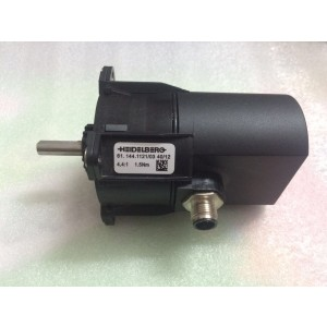 61.144.1121,Heidelberg geared motor,High quality replacement Refurbished