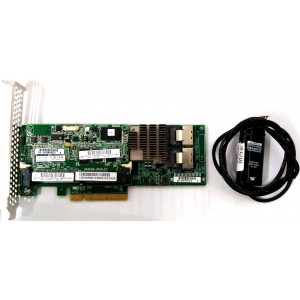 HP Smart Array P420/2GB FBWC SAS RAID Controller 631671-B21 633538-001