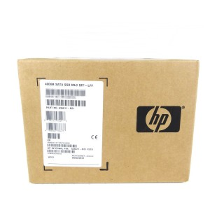 HP 636611-B21 SSD 400GB 3.5 3G SATA SFF TO LFF 637078-001