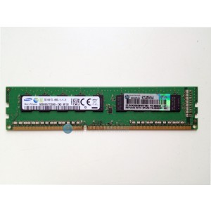 HP 2GB (1x2GB) 1Rx8 PC3-12800E Unbuff G8 Gen8 SM Memory 669320-B21 / 669237-071