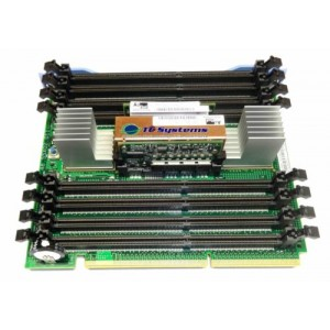 46K7514 74Y2754 IBM POWER7 SERVER 8 SLOT MEMORY CARRIER Power 720 / 740 Server