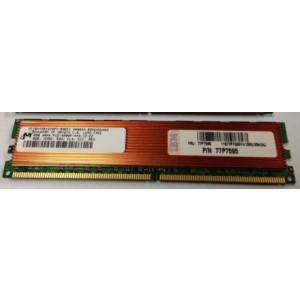 IBM Original 77P7595 16GB 4Rx4 PC-4200P-444-13-ZZ (2x8GB) Memory Kit