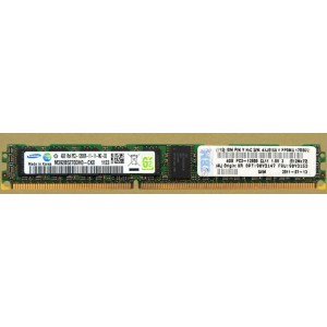 IBM 4GB PC3-12800R DDR3-1600 REGISTERED ECC 1RX4 MEMORY MODULE VLP DIMM 90Y3147