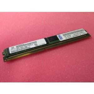 IBM NEW 16GB (DUAL-RANK x4) PC3L-10600R CL9 ECC VLP RDIMM MEMORY 46C0599 49Y1528