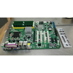 Advantech Industrial equipment motherboard AIMB-766G2 AIMB-766 REV.A1 LGA775 socket