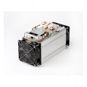 Bitcoin Miner Antminer S7 Batch 17 with 4.73th/s & APW3-12-1600 PSU
