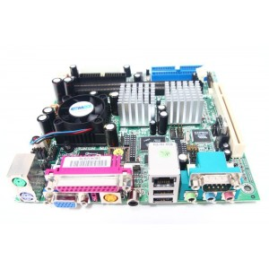 MB06-0011 Mini-ITX Industrial PC Mainboard VIA CLE266 C3/Eden Processor DDR1 USB