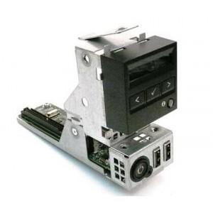ORIGINAL NEW DELL POWEREDGE T310 LCD POWER BUTTON CONTROL PANEL BOARD D310K
