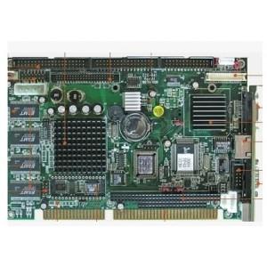 Original Refurbished ECB-641 REV: A1 Industrial Equipment Board