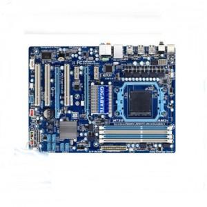 Placa base ATX 870 GIGABYTE GA-870A-USB3 Socket AM3 sin Accesorios ni Chapa ATX
