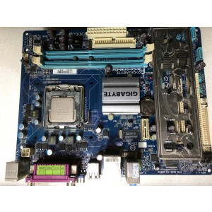 Gigabyte g31 g41 h55 h61 h81 B85 motherboard