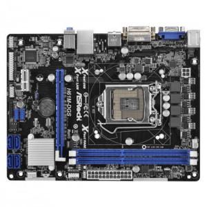 ASRock H61M-DGS R2.0 Skt 1155 Intel H61 mATX Motherboard