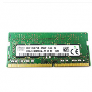 Hynix DDR4 2133 SO DIMM 4Gb CL15 Notebook Memory