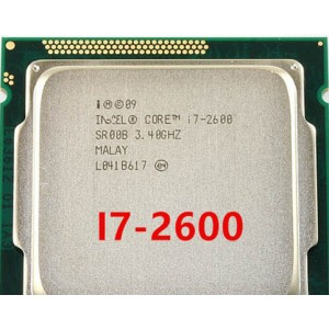 Original Processor i7 2600 Quad Core 3.4GHz TDP 95W 8MB Cache Socket LGA 1155 Desktop CPU